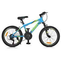 Горный велосипед Profi Plain 20', фото 1