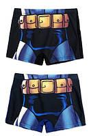Плавки-боксеры для мальчиков Batman 6-12 лет