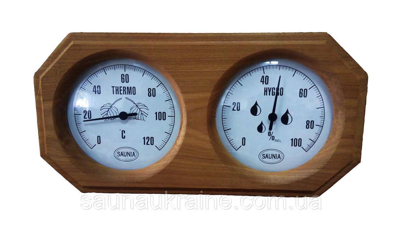 Термогигрометр Термоосина для бани и сауны
