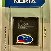Аккумуляторная батарея Nokia BL-5K