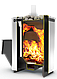 Дровяная печь для бани и сауны Теплодар Сахара 24 ЛК, фото 2