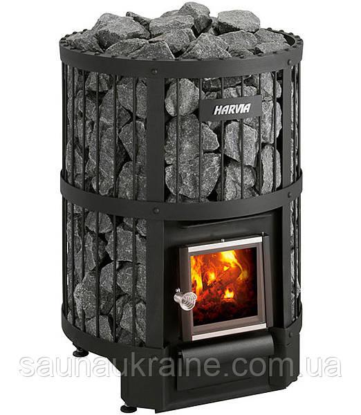 Дровяная печь для бани и сауны Harvia Legend 240