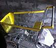Протекторы пластиковые на покупательские тележки б/у Wanzl P130, фото 4