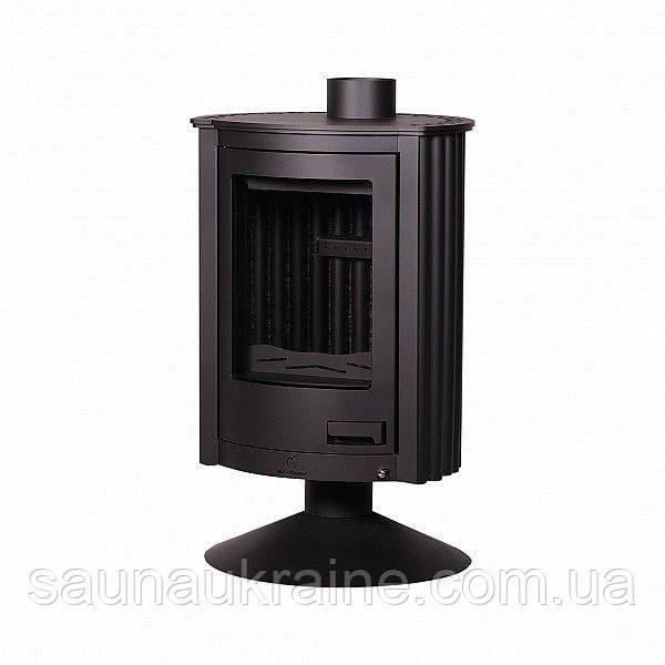 Отопительная печь–камин Masterflamme Piccolo IІ (черный)