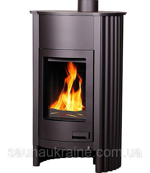 Отопительная печь-камин Masterflamme Grande I черный