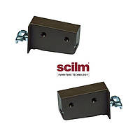 Навес регулируемый (левый+правый), коричневый - SCILM (Италия)