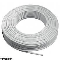 Труба PEX-b 16*2,0 т/п антикислородная KALDE (белая) 160 м,