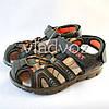 Детские босоножки сандалии для мальчика на мальчиков мальчику Tom.M хаки Спорт 30р., фото 2
