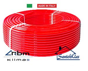 Труба из сшитого полиэтилена для теплого пола  16х2 RBM (Италия)  , фото 2