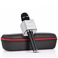 Караоке Микрофон со встроенным динамиком MicGeek Q9 (Беспроводной / Bluetooth) Золотой