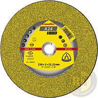 Отрезной круг для металла универсальный A 24 180*3 мм Extra Kronenflex (Klingspor) 13490