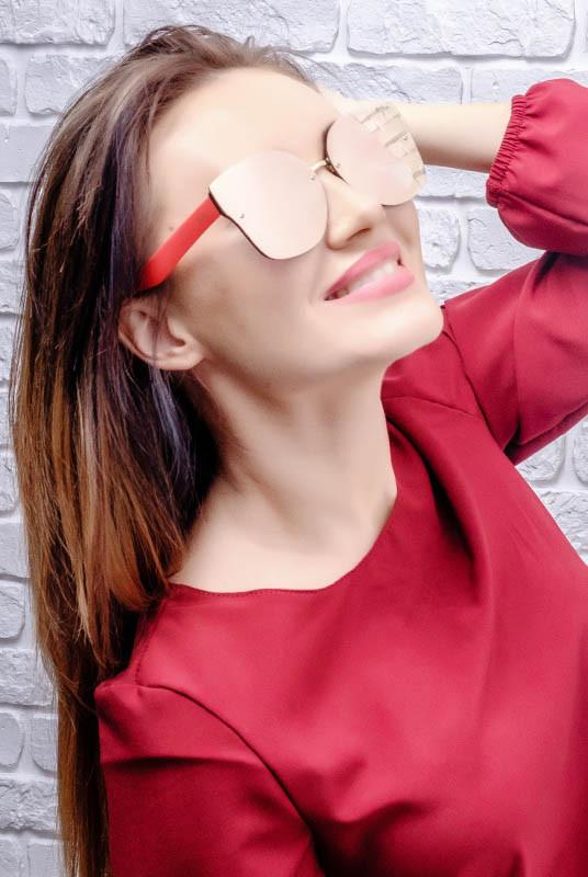 Брендовые очки DIOR 8024  реплика