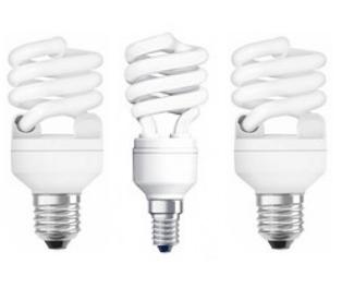 Энергосберегающие лампы Osram