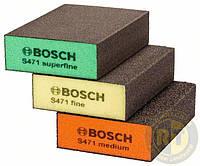 Комплект шлифовальных губок 69*97 (3 шт.) BOSCH 2608621253
