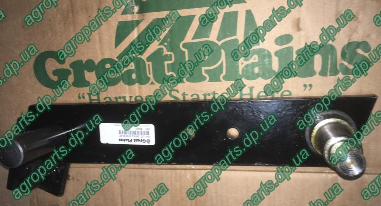 Кронштейн 204-664H Great Plains Fertilizer Coulter ARM з/ч рычаг 204-664Н планка