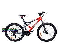 Горный велосипед Azimut Scorpion 26 GD (17 рама)
