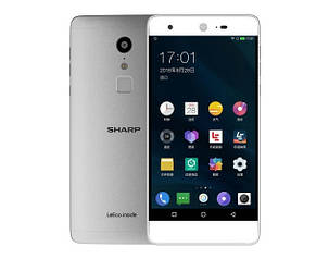 "Смартфон SHARP Z2 silver 5.5"" 4G 4\32Гб камера 16MP + чехол, фото 2"