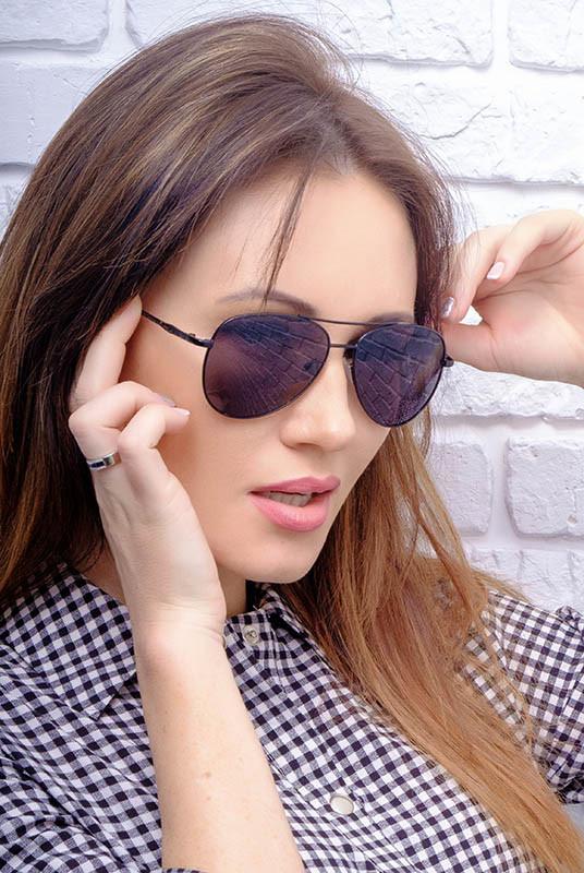 Брендові окуляри RAY-BAN 8028 репліка