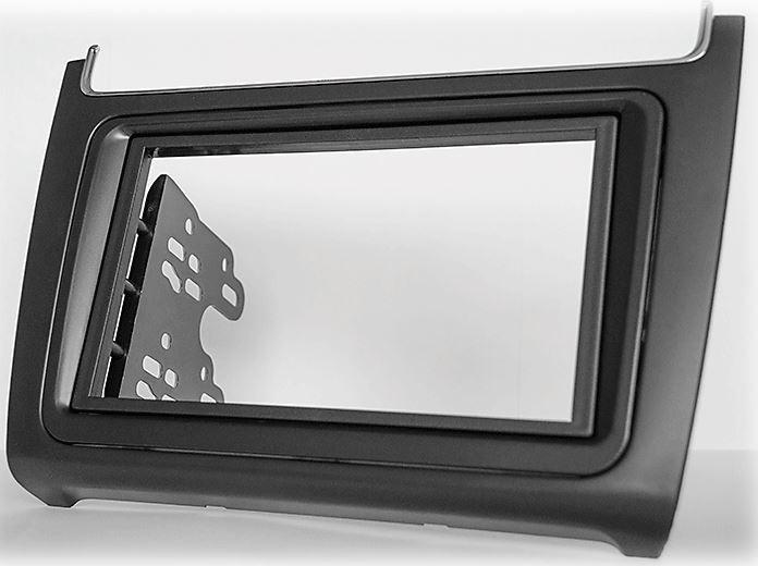 Переходная рамка CARAV 11-538 для VOLKSWAGEN Polo 2014+ (Black)