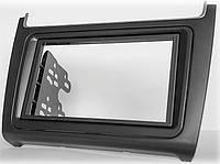 Переходная рамка CARAV 11-538 для VOLKSWAGEN Polo 2014+ (Black), фото 1