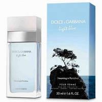 "Женская парфюмерия Реплика Dolce and Gabbana ""Light Blue Dreaming in Portofino"""