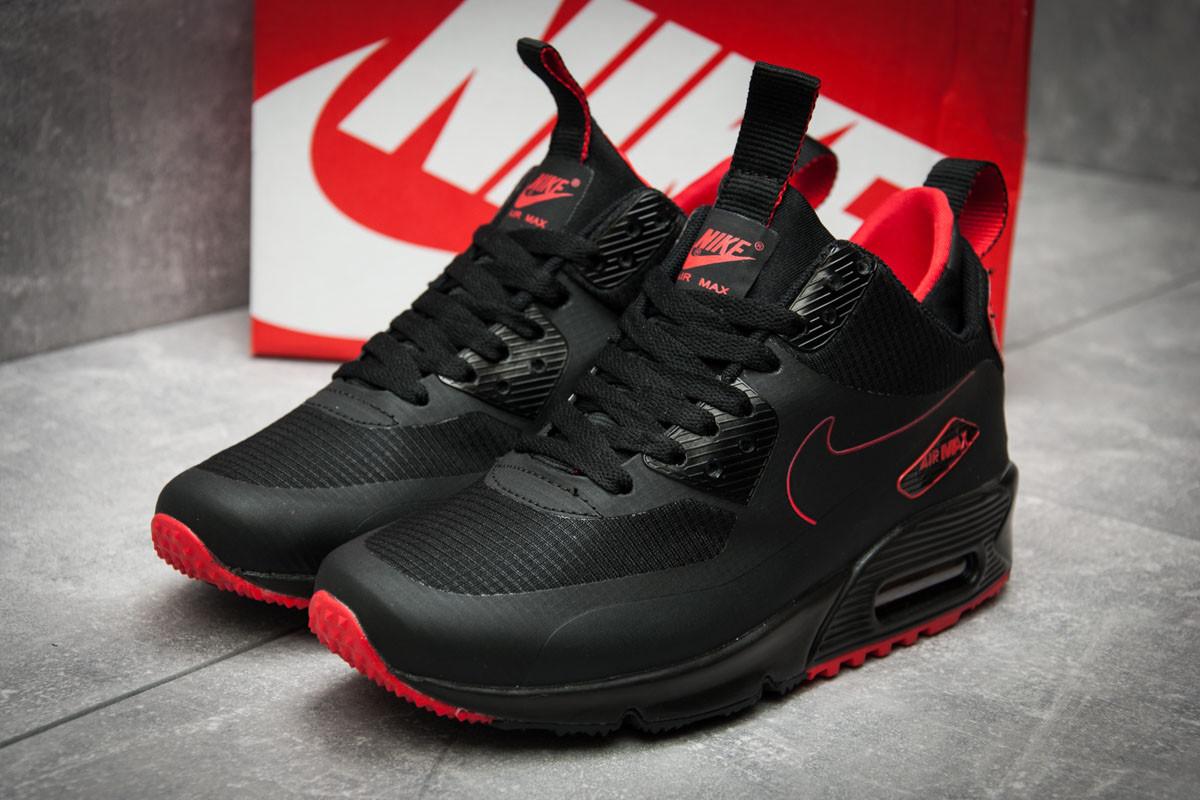 Кроссовки мужские Nike Air Max 90, черные (11863), р. 41 - 45
