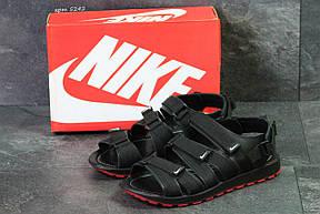 Мужские летние сандали,босоножки Nike,черные 44р, фото 2