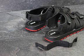 Мужские летние сандали,босоножки Nike,черные 44р, фото 3
