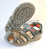 Босоножки сандалии для мальчика на мальчиков мальчику Tom.M хаки Спорт 29р. c23a6b32e388d