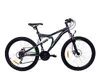 Горный велосипед Azimut Blaster 26 D ( 18 рама)