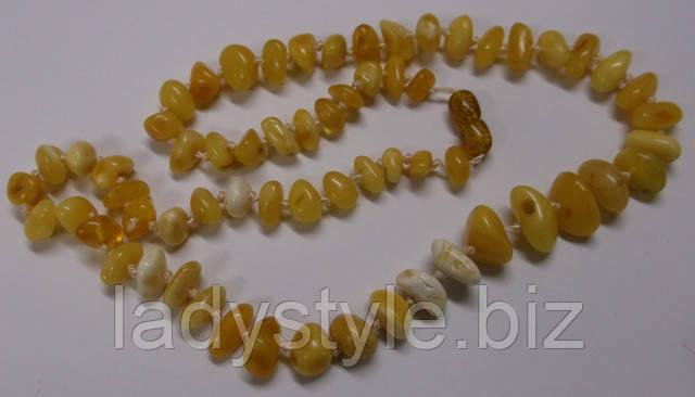 купить янтарь ожерелье бусы колье украшения студия леди стиль
