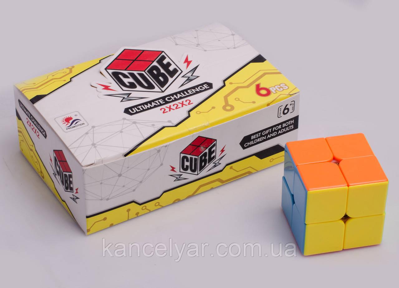 "Кубик-рубік ""2х2"", 5х5х5 см"