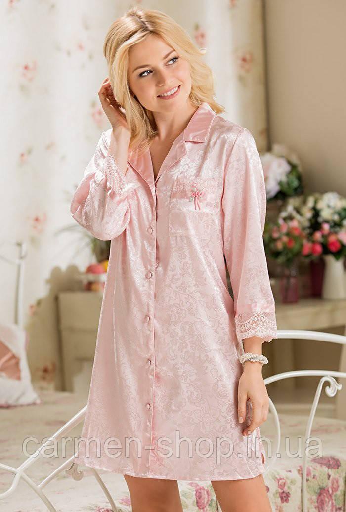 """Рубашка """"Ангелина"""" 9537"""