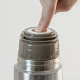 Термос для пищи металлический Steel Thermos 500 мл, Miniland Baby, фото 4