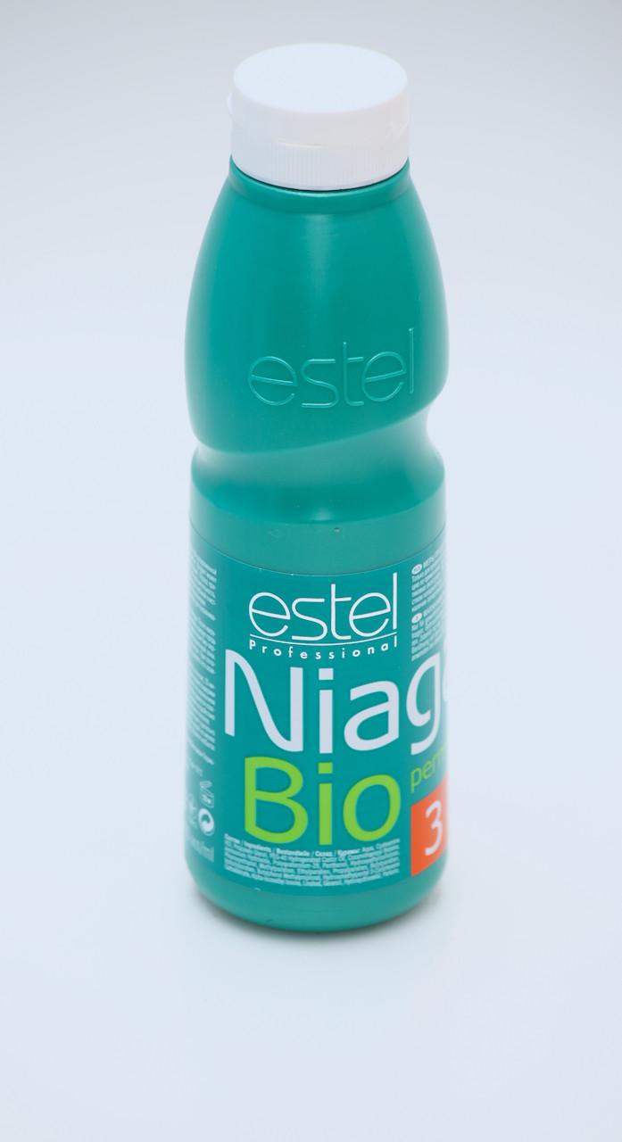 Био-перманент № 3 ESTEL NIAGARA (для окрашенных волос)