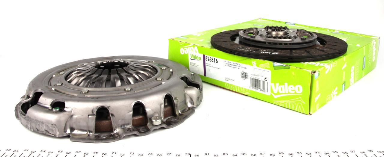 Комплект сцепления / Комплект зчеплення Renault Master/Trafic 2.0 - 2.5 dCi