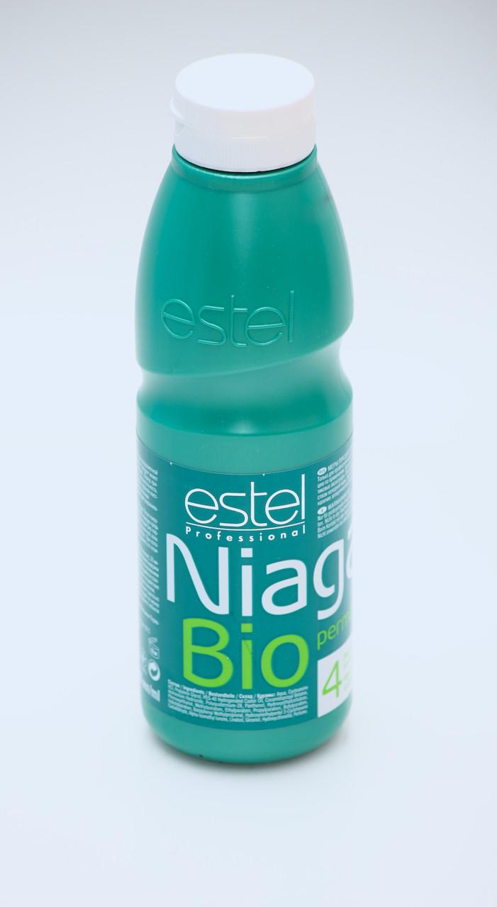Био-перманент № 4 ESTEL NIAGARA (для обесцвеченных и поврежденных волос)