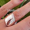 Серебряное кольцо - Женское кольцо серебро, фото 6