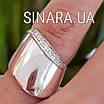 Серебряное кольцо - Женское кольцо серебро, фото 3