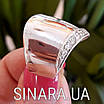 Серебряное кольцо - Женское кольцо серебро, фото 2
