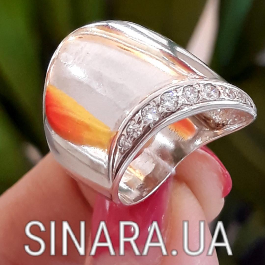 Серебряное кольцо - Женское кольцо серебро