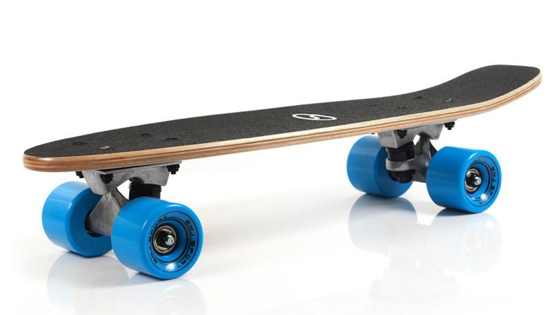 Скейтборд FISZKA UT-2206 SC BLUE ART