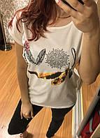 Женская футболка, Турция