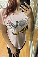 Женская футболка, Турция  Белый