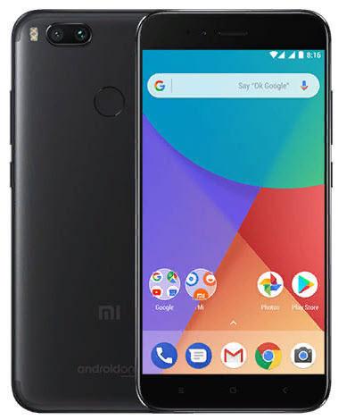 Xiaomi Mi A1 4/64Gb Black Гарантия 1 Год