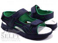 Босоножки детские Clibee Z313blue-green 32-37