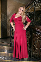 Платье 594 Батал (ГЛ), фото 1