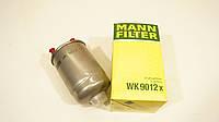 Топливный фильтр на Рено Меган 3, Рено Флюенс 1.5dci K9K / MANN WK 9012X