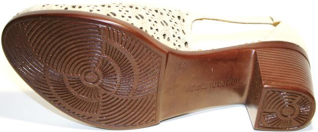 Летние туфли босоножки изготавливают в стиле