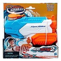 Водяной бластер Hasbro NERF Супер Сокер Микробёрст 2